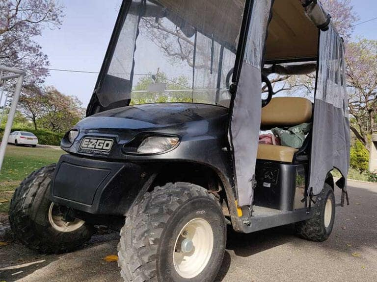 רכב תפעולי איזיגו