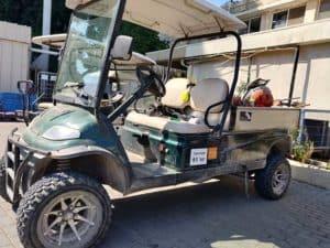 רכב תפעולי לחקלאות