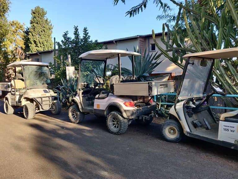רכב שטח או רכב תפעולי – מתי לבחור בכל אחד מהם
